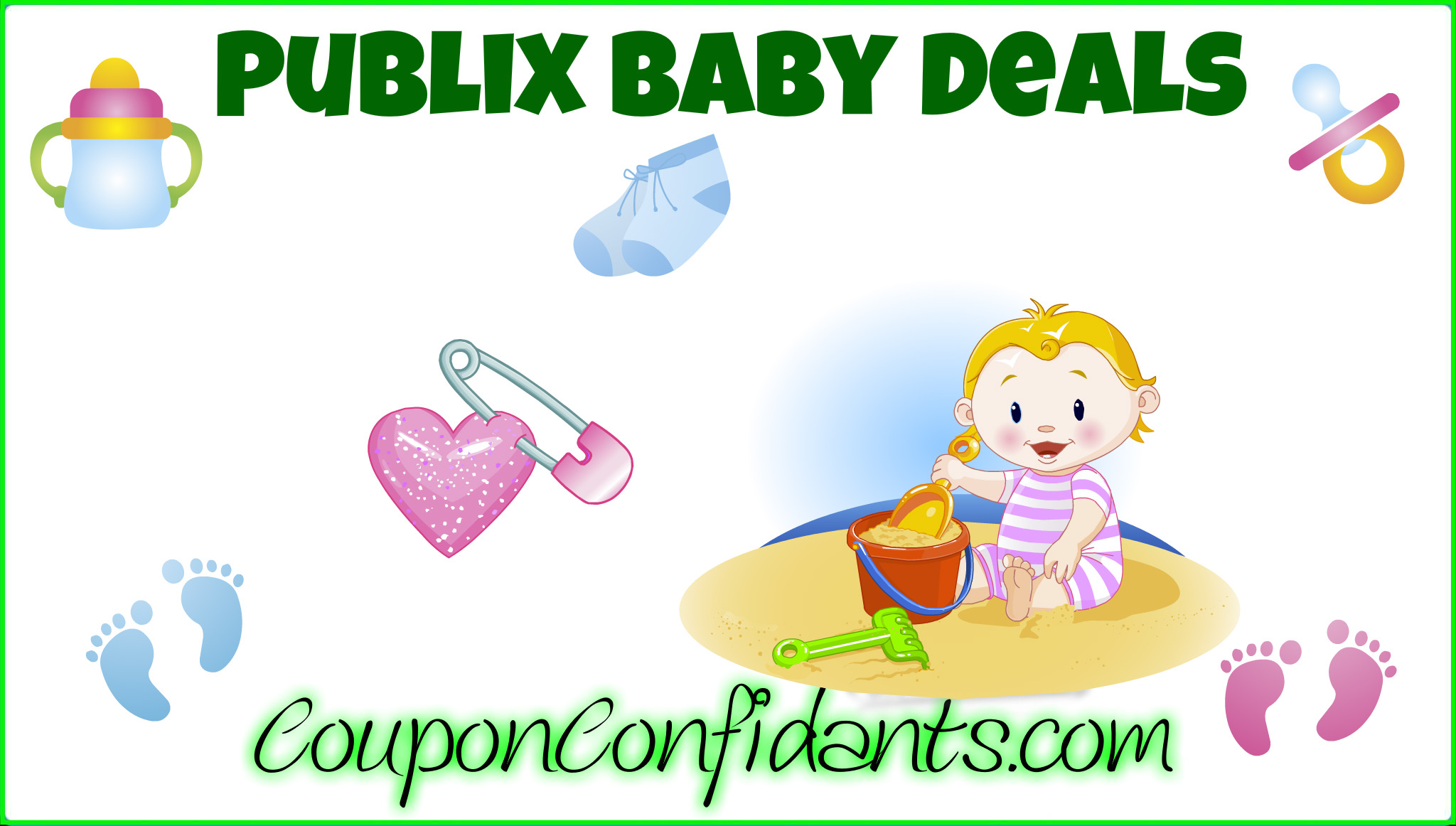 Publix Baby Deals! Current and Upcoming!