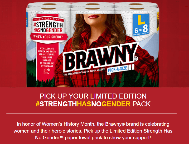 picture relating to Brawny Printable Coupons known as Substantial $1.50 Brawny Coupon!! ⋆ Coupon Confidants