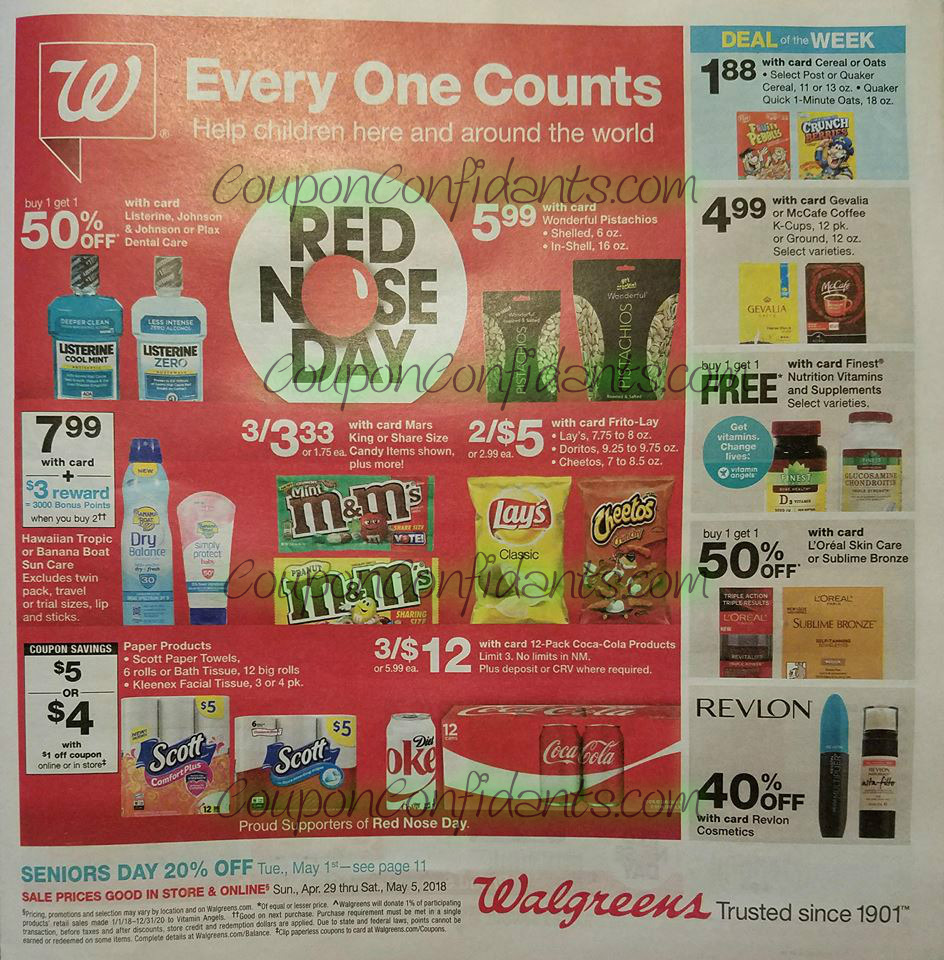Walgreens Early Ad Scan! 4/29 - 5/5 ⋆ Page 16 of 16