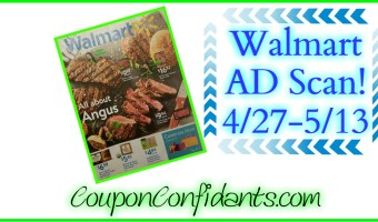 Walmart AD Preview 4/27 – 5/13