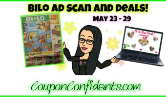 Bi-lo AD Scan and Best Deals! 5/23 – 5/29