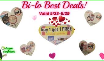 Bi-lo BEST Deals 5/23 – 5/29 NEW WEEK!