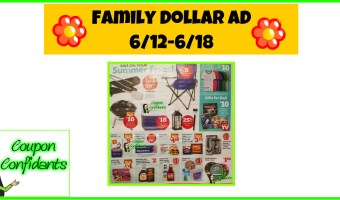 Family Dollar AD Preview 6/12 – 6/18