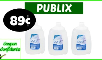 Gerber Baby Water 89¢ at Publix – Ongoing Deal!