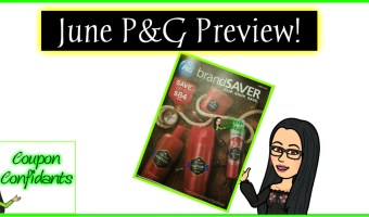 June P&G Preview!