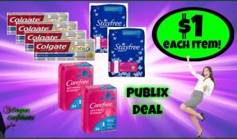 Publix HOT Deal using Target Coupon!