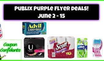 Publix Purple Flyer June 2 – June 15
