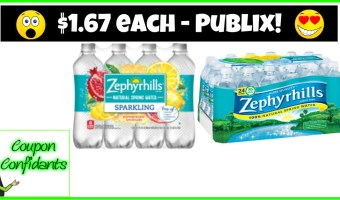 Zephyrhills Deal at Publix!