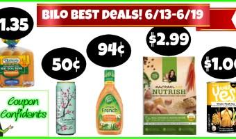 Bi-lo Best Deals 6/13 – 6/19
