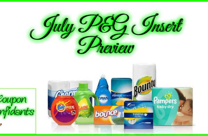 July P&G Preview