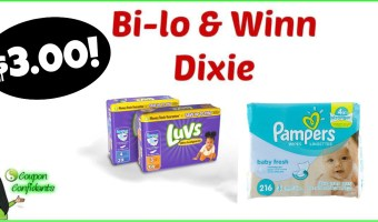 HOT Deal on Diapers and Wipes!