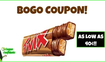 MUST PRINT TWIX BOGO COUPON!