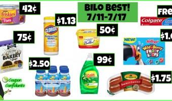 Bi-lo BEST Deals 7/11 – 7/17