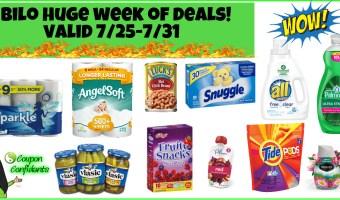 Bi-lo BEST Deals 7/25 – 7/31