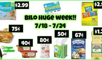 Bi-lo BEST Deals – Weekly Match ups 7/18 – 7/24