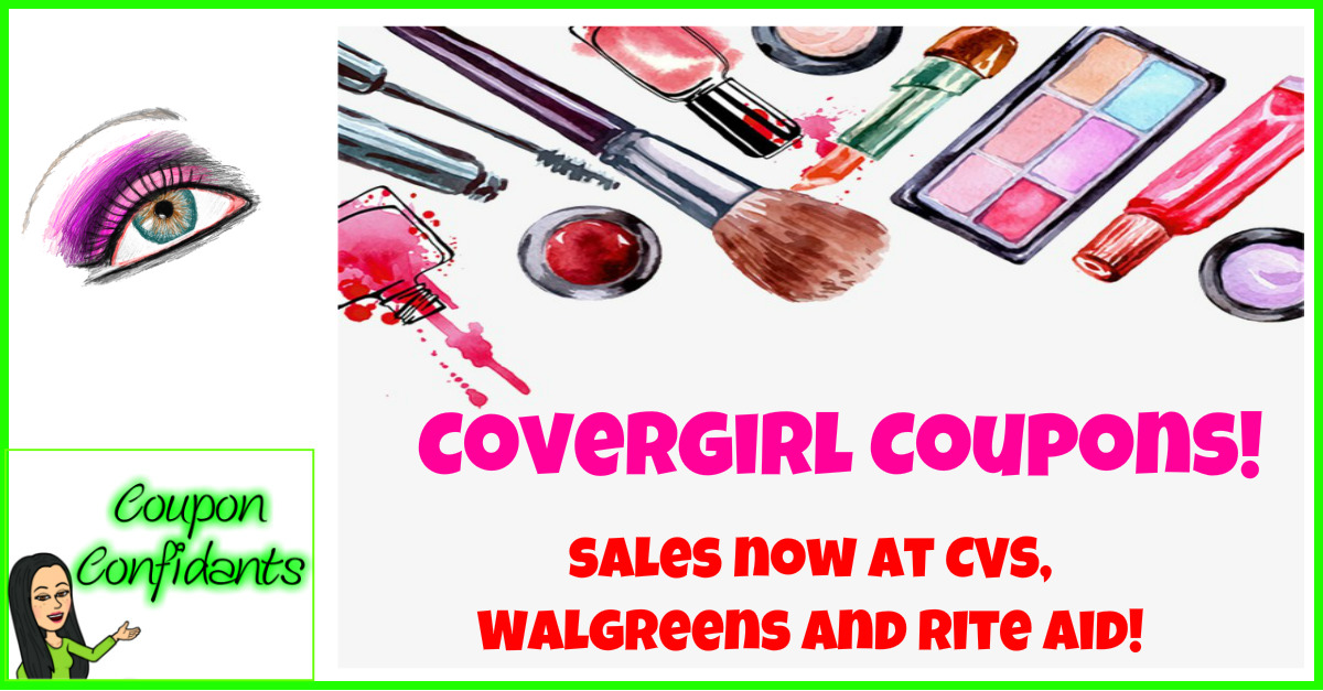 photo about Covergirl Coupons Printable referred to as Covergirl Discount codes - Ultimate working day in the direction of print! ⋆ Coupon Confidants