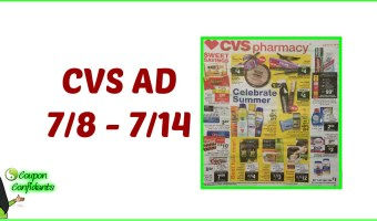 CVS AD Preview! July 8 – 14