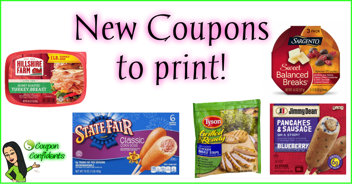 image relating to Sargento Printable Coupon identified as Clean Printable Discount codes! Nation Affordable Corn Canine, Sargento, Tyson