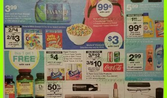 Walgreens AD Preview EARLY Look!! 8/5-8/11