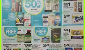 Walgreens AD 7/22 – 7/28