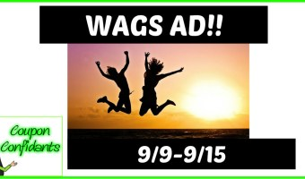 EARLY Walgreens AD is here!! Starts 9/9!