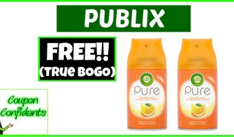 Air Wick Freshmatics FREE for some at Publix!!!