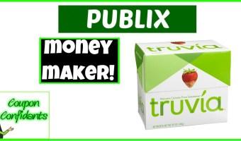 FREE Plus Money Maker Truvia at Publix!!