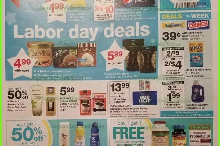Walgreens AD 8/26-9/1
