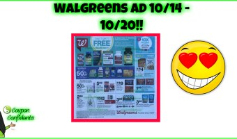 Walgreens Ad Preview October 14 – 20