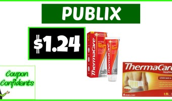 $1.24 Thermacare at Publix! BEST price yet! YAY!