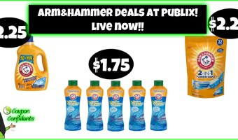 Arm & Hammer Deals at Publix – Get them today!