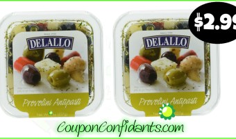 Delallo Antipasti – Rare Deal at Publix!