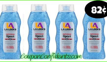LA Looks Hair Gel 82¢ at Publix! YES!