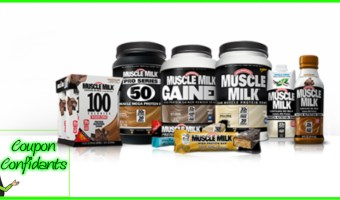 Muscle Milk Coupons!