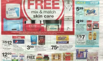Walgreens AD Nov 4 – 10!!