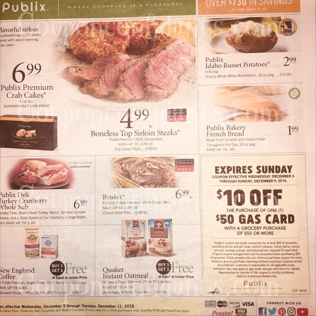 Publix FULL AD Scan and Deals!!