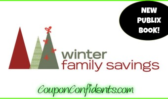 NEW Publix Winter Savings Booklet to print!