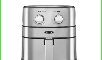 WOW!! Bella Air Fryer normally $119.99 NOW $72!