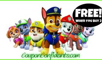 RUNNN!!! HUGE Sale on Paw Patrols Toys!