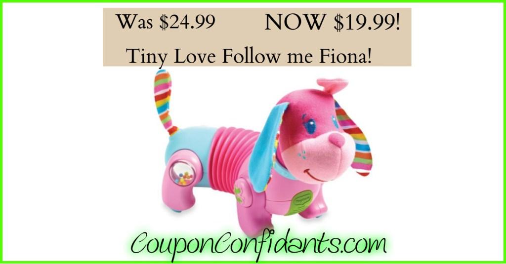 Tiny Love Follow me Fiona on sale NOW!