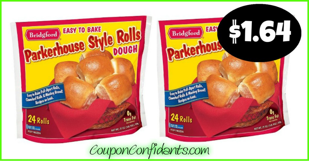 Bridgford Rolls only $1.64 at Publix!