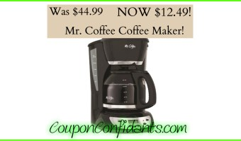 NICE Deal on a Coffee Maker!