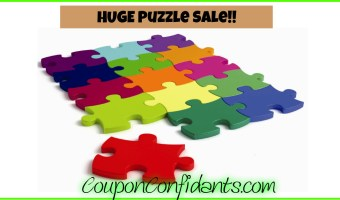Jigsaw Puzzles on Sale! Tons to choose from!