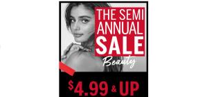 Victoria's Secret Semi Annual Sale starts NOW!