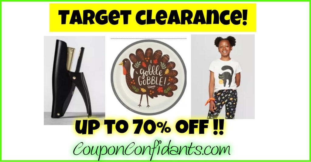 Target Clearance! 70% OFF!! Cute Stuff!