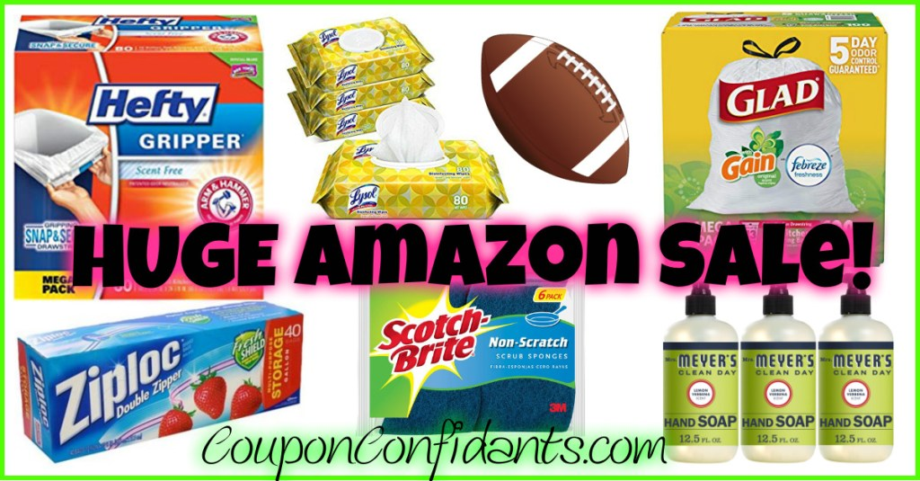 HUGE Sale on Party Goods for the Big Game!