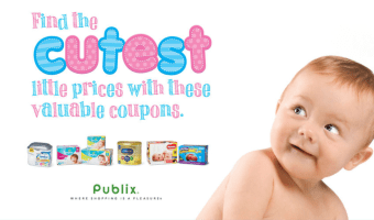 NEW Publix Baby Book!