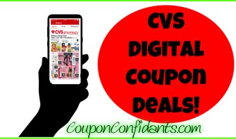 CVS Digital Deals! ANYONE can do these!