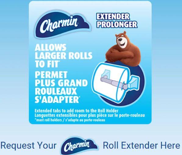 FREE Charmin Mega Roll Extender – EASY Deal!
