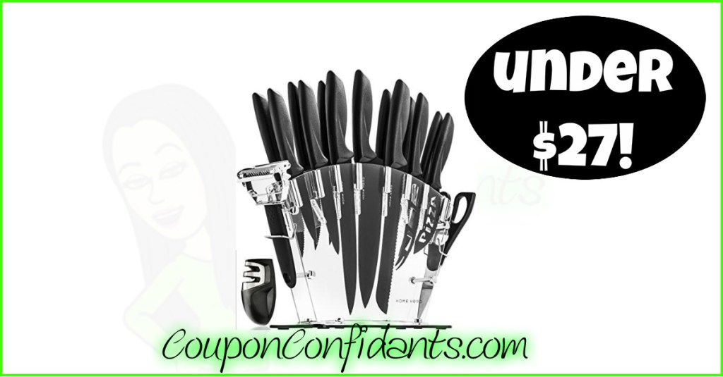 COOL Knife Set for CHEAP!!